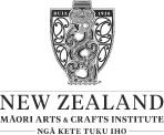 New Zealand Maori Arts & Crafts Institute Logo
