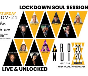 Lockdown Soul Sessions – Live & Unlocked