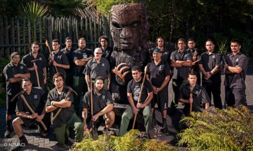 Te Mahau – A partnership initiative between NZMACI and Te Matatini