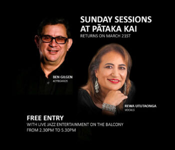 Sunday Sessions at Pātaka Kai